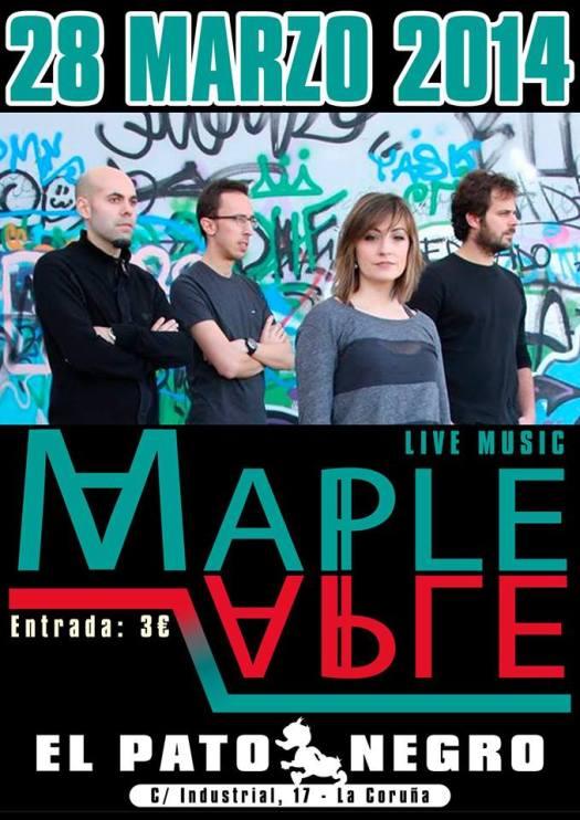 Presentacion Maple Apple