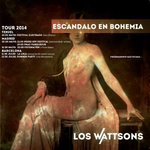 Gira Los Wattsons